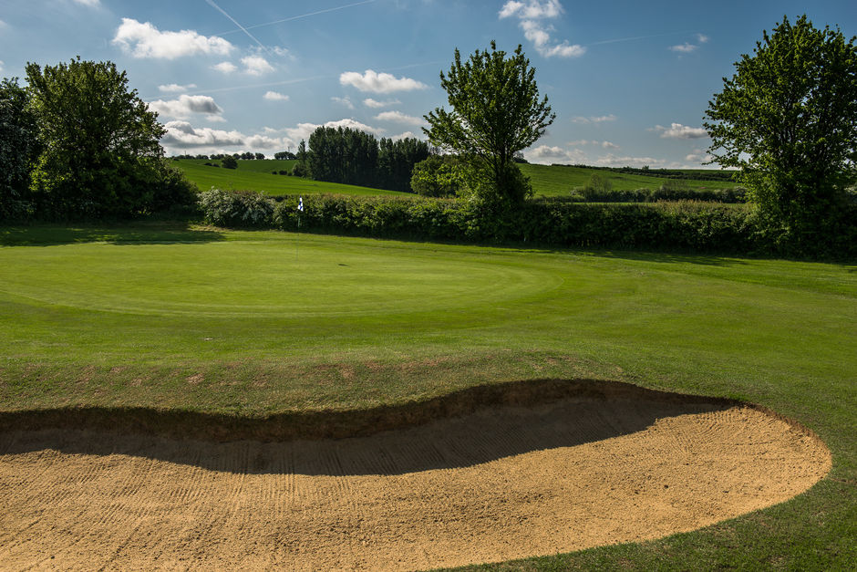 The Course :: Feldon Valley Golf Club is a charming, 6,304